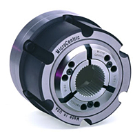 CB-NS/S Collet Chucks - Sub Spindle Design